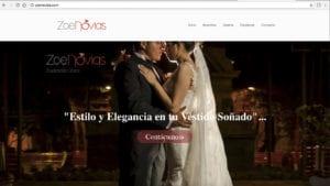 ZoeNovias.com